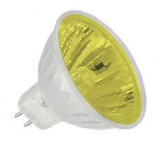 Gelbe Leuchtmittel