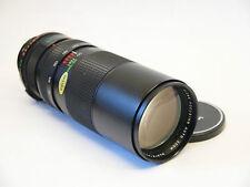 Vivitar TX 90-230mm F4.5 Close Focusing Zoom Lens, Minolta SR Mount, S No, U2098