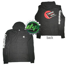 dodge cummins pullover red ball diesel hoodie long sleeve shirt lightweigh SMALL