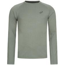ASICS Elite Baselayer Top Men's Running Shirt Sports Long Sleeve 134053-0459 New