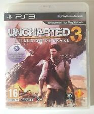 Uncharted 3 L'Illusion De Drake - Sony PlayStation 3 PS3 - Complet
