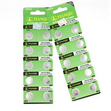 Whoesale 10pcs AG10 LR1130 389 LR54 L1131 189 Button Cell Coin Battery Useful