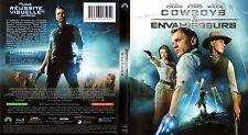 COWBOYS ET ENVAHISSEURS - FILM Blu-Ray avec Daniel CRAIG - 2012 - 135 mn