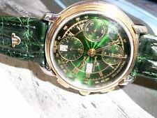 Maurice Lacroix Masterpice 1998 Automatic bicolor Ref 67413 Kaliber 7520 grün mi
