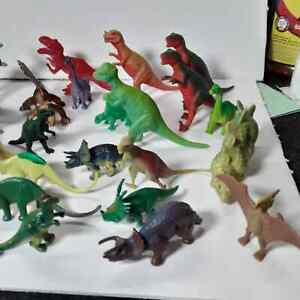 20+ Dinosaurs All Kinds, All Sizes