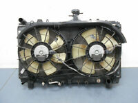2013 12 13 Chevy Camaro ZL1  Radiator with Fans  #0670