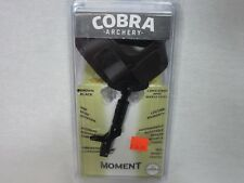 Cobra Archery Moment Diamondback Hook Mechanical Release Brown Buckle Fold Back