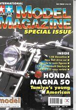 Tamiya Model 58 Belt Drive Car Honda Magna 50 French Dewoitine Jaguar Resin