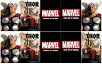 🔥🔥 THOR #8 (MARVEL,2020,CATES) ROSS TIMELESS,FORTNITE + 2   LOT OF 10 COVERS