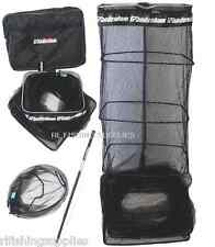 NUOVO pesca carpa 3M commerciale Keepnet Combo con PAN Net, Stink BAG + MANIGLIA