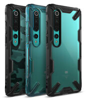 For Xiaomi Mi 10 / Mi 10 Pro Case | Ringke [FUSION-X] Clear Shockproof Cover