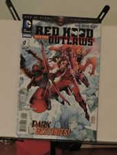 Red Hood and the Outlaws  annual #1 jul 2013