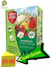 INSETTICIDA BIOLOGICO SUCCESS BAYER 50 ML ORTO, FRUTTA, DORIFORA, LEPIDOTTERI