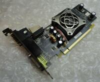 256MB XFX GF 7500LE HWH140626 PCIe DVI VGA PCIe Graphics Card