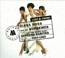 Supreme Rarities: Motown Lost and Found by Diana Ross & the Supremes CD