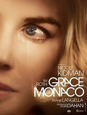 GRACE DI MONACO MANIFESTO NICOLE KIDMAN TIM ROTH FRANK LANGELLA GRACE KELLY