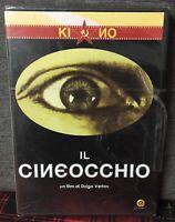 IL Cineocchio DVD di Dziga Vertov Nuovo Cellophane non perfetto Cine Occhio KINO