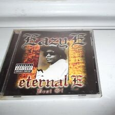 EASY E Greatest Hits Gangsta Rap music cd Ruthless Records N.W.A. 90's artist