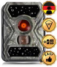 SECACAM Raptor - Wildkamera Überwachungskamera Full HD 5MP Jagdkamera Fotofalle