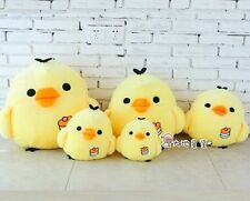 FD868 Rilakkuma San-X Relax Yellow Chicken Plush Stuffed Toy 20cm ~Cute Gift~