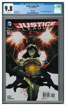 Justice League #49 (2016) Batman Vs. Superman Variant Cover CGC 9.8 FF380