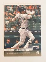 2019 Topps NOW Nicholas Castellanos #551 ~ Detroit Tigers ~ Only 274 printed!