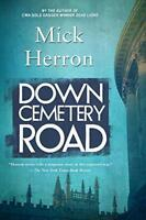 Down Cemetery Road (Oxford) by Mick Herron, NEW Book, FREE & Fast Delivery, (Pap