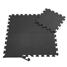 18 Puzzlematte Schutzmatte Bodenschutz Fitnessmatte Unterlegmatte EVA SAMAX