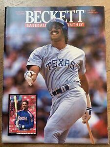 Beckett Baseball Card Monthly Magazine March 1994 Issue #108
