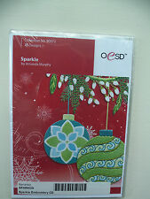 SPARKLE OESD MACHINE EMBROIDERY CD BY AMANDA MURPHY - COLLECTION # 80072