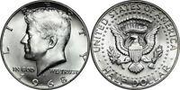 1968 Kennedy Half Dollar BU