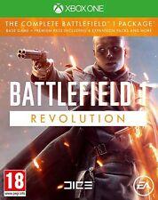 Battlefield 1 REVOLUTION XBOX ONE NEUF et scellé d'origine vendeur Royaume-Uni
