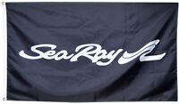 Sea Ray Flag Boating Marina Yacht Club Boat Show 3X5FT Banner