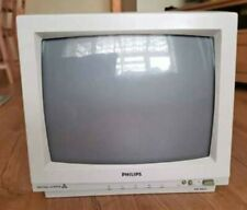 More details for philips cm8833 - rgb scart crt retro monitor