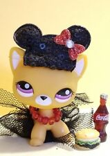 LITTLEST PET SHOP CLOTHES ACCESSORIES Custom MINNIE Outfit & TREATS *5 PCS LOT*
