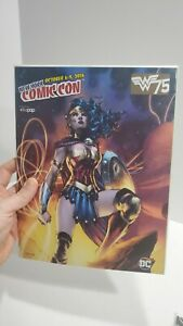 New York Comic Con 2016 Convention Magazine Wonder Woman Jim Lee Cover NYCC