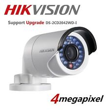 Hikvision Video Surveillance HD DS-2CD2042WD-I 4MP IR Network Bullet CCTV Camera