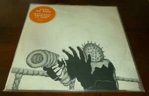 THEE OH SEES 45RPM LP MUTILATOR DEFEATED AT LAST PUNK NOISE COUGH SYRUP WAX