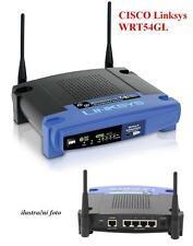 Refurbished Linksys Wi-Fi Router WRT54GL v1.1 - 802.11g, 4xLAN