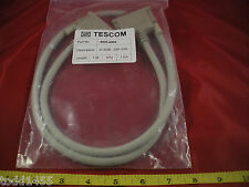 Tescom 4003-0005 Connector Cable 1M D-SUB 25P-25S 25 Pin Male/Female Nib New
