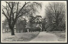 Postcard Stanmore nr Harrow Middlesex view of Little Common RP by Judges