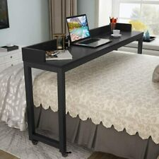 Over Bed Kitchen Nook Table Desk Rolling Furniture Foyer Office Display Laptop