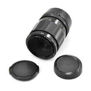 MC Volna-9 50mm F2.8 Macro Lens For M42 Screwmount/ Fuji FX Mount!