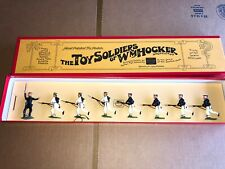 William Hocker Toy Soldiers Set 450 Japanese Infantry & Marines Boxer Reb. MIB