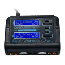 HTRC C240 DUO AC 150W /DC 240W Dual Channel 10A RC Balance Charger Discharger