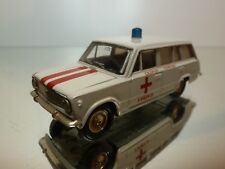 USSR - CSSR - CCCP - LADA BREAK 2102  AMBULANCE  1:43 - GOOD CONDITION