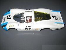 Scalextric src body porsche 907 coda lunga # 67
