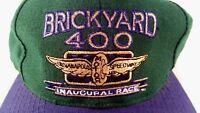 Brickyard 400 Inaugural Race Snapback Hat Indy Speedway 1994 NASCAR Cap Racing