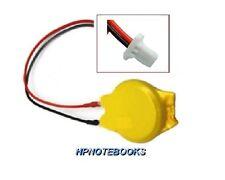 Nueva Hp Dv3000 Dv3500 Dv3600 CMOS batería 2 Pin batería ACCU Batteria Batterie Pila