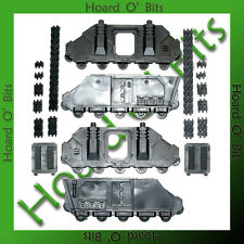 WARHAMMER 40K BIN BITS CHAOS SPACE MARINES RHINO - 2x SIDES with TREAD